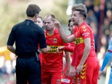 Jeff Stans: 'Ik heb tegen Dordrecht wel een basisplek verdiend'