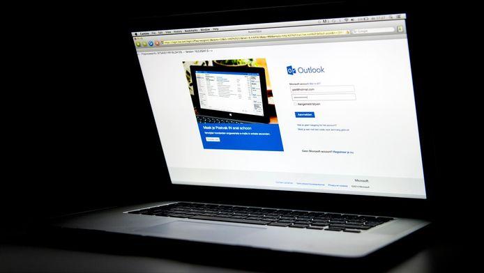 Ongeveer 250.000 gebruikers logden in met een Nederlands e-mailadres.