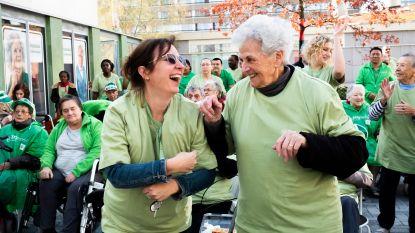 Opnieuw '20 in 70'-dansfeesten bij Zorgbedrijf Antwerpen