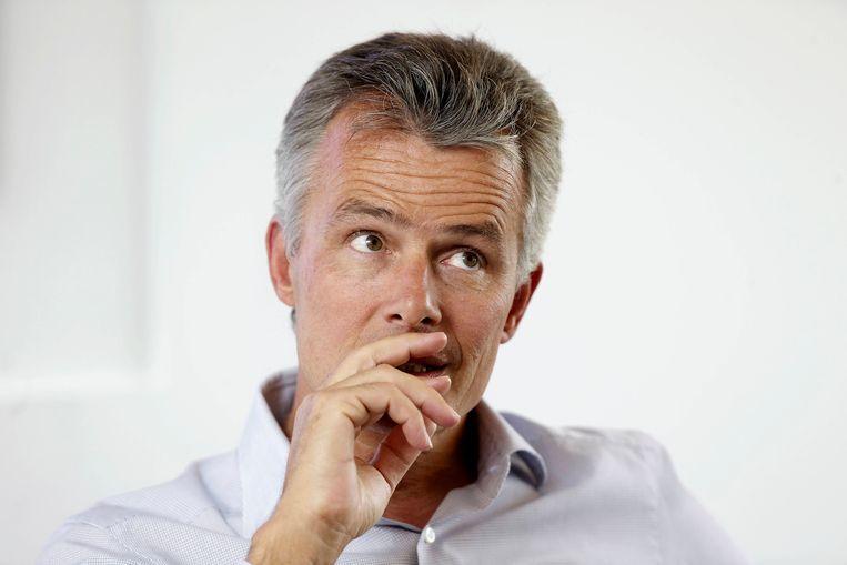 De Persgroep-CEO Christian Van Thillo. Beeld BELGA