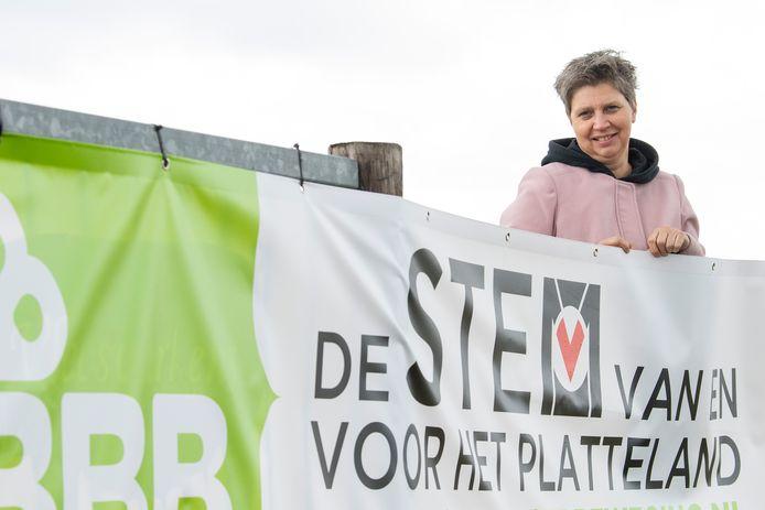 """Annemarie Noordman stemde op de BoerBurgerBeweging en verliet het CDA.  ,,We missen de ondersteuning."""""""