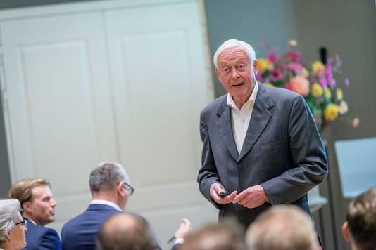 Prof. Flip de Kam analyseerde voor de 27ste en laatste keer de Miljoenennota voor Twentse ondernemers.
