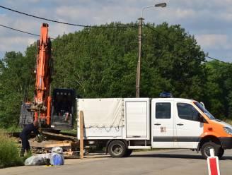 Springtuig gevonden op site Bluegate: werken tijdelijk gestaakt