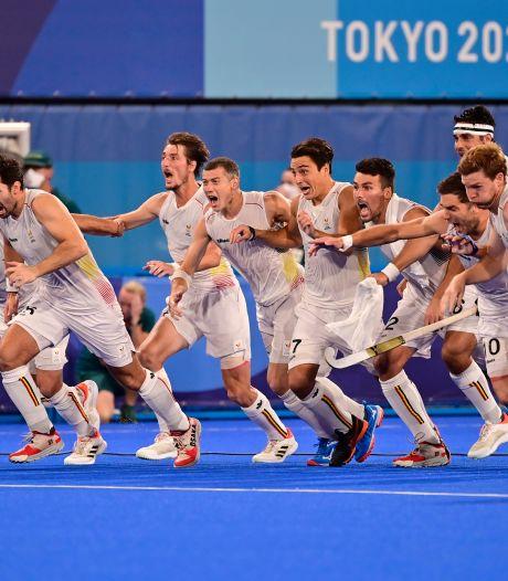 C'est historique! Les Red Lions remportent la médaille d'or après leur victoire aux shoot-outs contre l'Australie