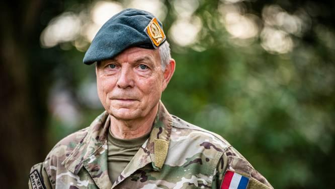 Marvin (60) was als reservist in Irak: 'Wat ik afschiet, ontploft niet, maar kan de vijand wel pijn doen'