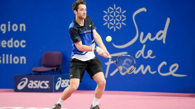 Franse tennisser Constant Lestienne maanden aan de kant wegens gokken