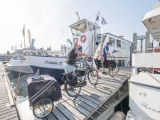 Aanlegplaats Wemeldinge ontbreekt wederom in 'Rondje Pontje'