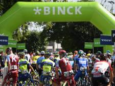 Eerste rit BinckBank Tour finisht in Hulst