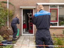 Moeder en kinderen bleven kalm ondanks vlammen achter de voordeur in Baarn
