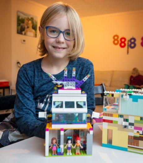 De 9-jarige Sophie kreeg twee nieuwe longen: 'Er zaten wel twaalf slangetjes in en aan me'