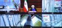President Hassan Rouhani kondigde vlak voor de cyberaanval aan dat nieuwe centrifuges in gebruik worden genomen in de Natanz-kerncentrale.