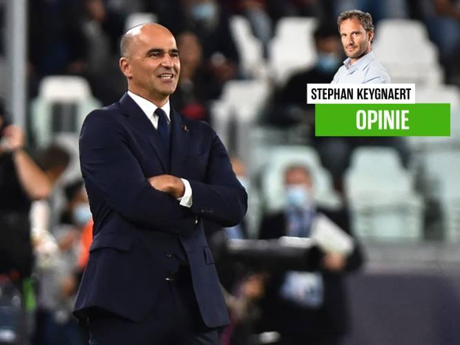 """Onze chef voetbal vindt dat Roberto Martínez ballen moet tonen in zijn selectiepolitiek: """"Want op deze manier kan het niet verder"""""""