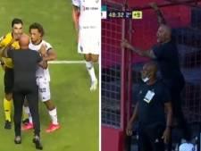 Tout proche de l'OM, Sampaoli disjoncte contre l'arbitre pour son dernier match au Brésil