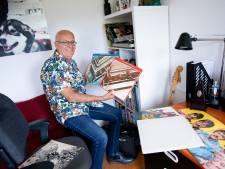 Sylvester kan nu naar The Beatles luisteren in zijn man cave: 'Mijn verzameling is bijna compleet'
