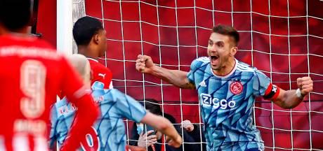 PSV maakt excuses aan Ajax na 'onheuse bejegening' van Tadic