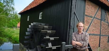 Oldemeule in Oele: molen van Mondriaan, Twickel en Theo Keizers
