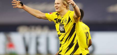 """Et si Haaland restait à Dortmund? """"Nous continuons à imaginer l'avenir avec lui"""""""