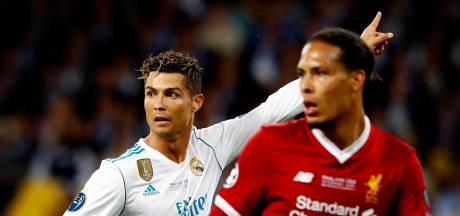 Van Dijk volgens BBC-analyticus Sutton de beste na Messi en Ronaldo