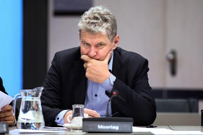 PvdA-Kamerlid William Moorlag