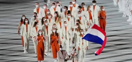 Brigitte Sleeking was bij de openingsceremonie: 'Het moment dat we het stadion inliepen was fantastisch'