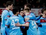 Sparta hard onderuit tegen koploper FC Twente