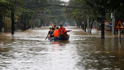 Tyfoon raast door Vietnam: 10 doden, 21 vermisten