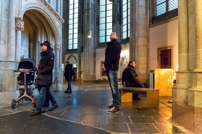 De gratis publieke openstelling van de Domkerk loopt gevaar.