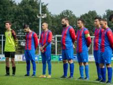 Eerste wedstrijd Hatert na overlijden speler: 'We gaan ons handhaven, voor Seedy'