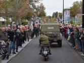 Herdenkingsrit: Frans in Willys Jeep door 'eigen' gemeente Goirle