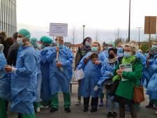 Arrêt de travail au MontLégia: le personnel du bloc opératoire attend du renfort