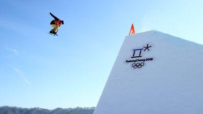 Koude geen zorg voor snowboarder Seppe Smits op Winterspelen, wind mogelijk wel stoorzender