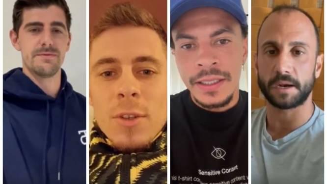 Sander Coopman (Antwerp) verrast met wel heel straffe video: steun van Rooney, Dele, Courtois,...