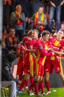 Met heroïsch en knotsgek spektakelstuk doorbreekt Go Ahead Eagles op memorabele voetbalavond de banvloek van Heracles: 'Fenomenaal'