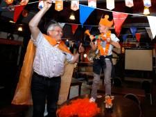 Liemerse kroegen kleuren oranje: 'Het is een verschil of je zo'n EK-wedstrijd met 6 of 60 man kijkt'