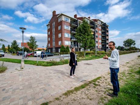 Wens vervuld: bewoners kunnen Park Waaijenstein via snelste route verlaten
