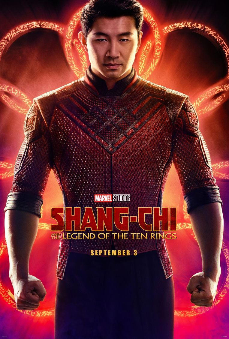 Shang-Chi and the legend of the ten rings Beeld Marvel