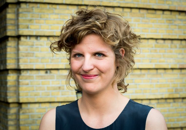 Kunstenaar Nina Weijers. Beeld ANP Kippa