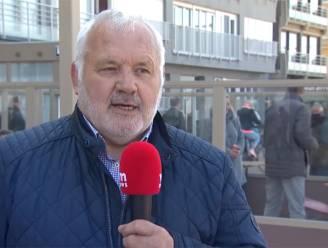 Jean-Marie Dedecker vertelt over zijn 'terrasrevolutie' in VTM NIEUWS en krijgt applaus van mensen op de dijk