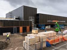 De Sportwaard in Zaltbommel krijgt smoel; bouw ligt strak op schema