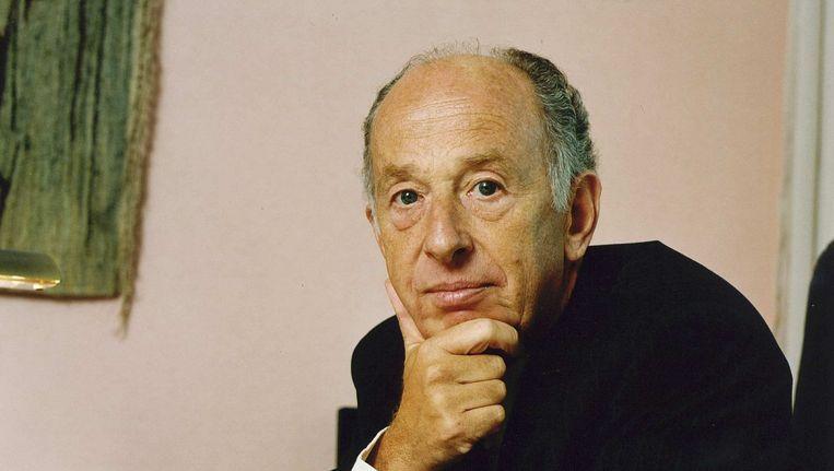 Morris Tabaksblat overleed in 2011. Beeld ANP