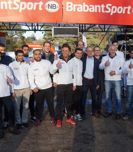 Warandeloop start met bijzonder project: Refugee Team Tilburg