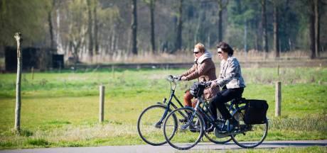 Dik anderhalf miljoen voor fiets- en wandelpaden in Breda