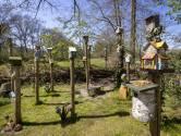Een all-inclusive camping voor vogels in het Springendal