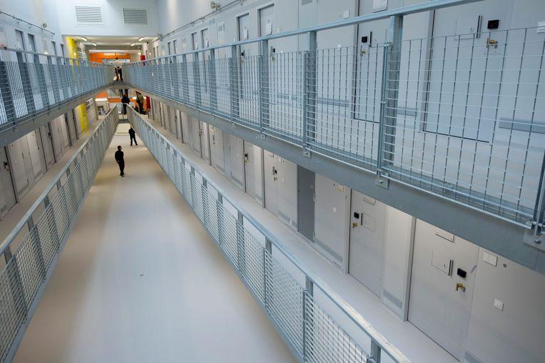 De gevangenis van Marche-en-Famenne.