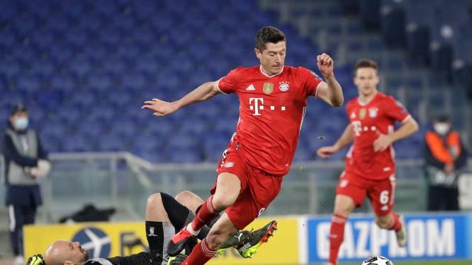 Bayern München rekent in Rome al af met Lazio bij mooie avond voor wonderkind Musiala