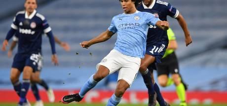 Goed nieuws voor Guardiola: herstelde Aké inzetbaar in derby