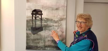 Elly zoekt ruimte voor klimaatkritische kunst: 'Anderen ook aan het denken zetten'