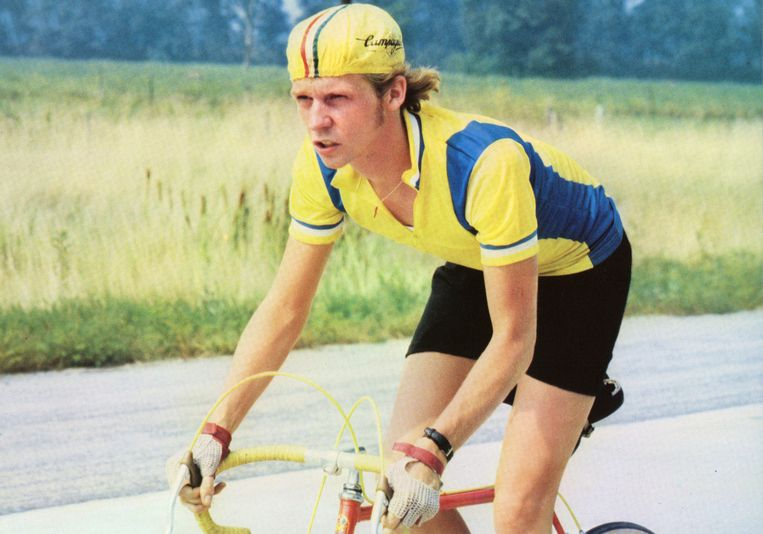 Dennis Christopher als Dave in Breaking Away (1979, Peter Yates). Beeld null