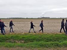Boergondische Wandeling met lekkers én paashazen onderweg