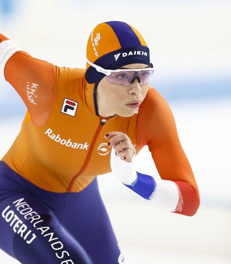 Sprinttalente Fledderus kiest voor schaatsploeg Reggeborgh
